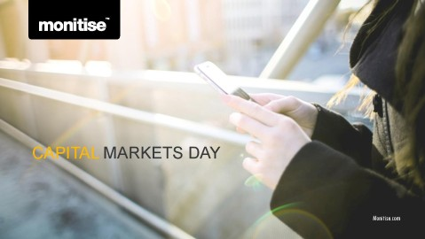 Monitise PLC: Capital Markets Day 2015