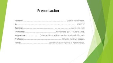 Trabajo final de orientacion academica e institucional