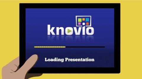 knovio herramienta de presentacion