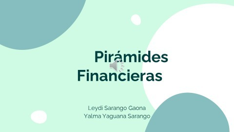 Pirámedes Financieras